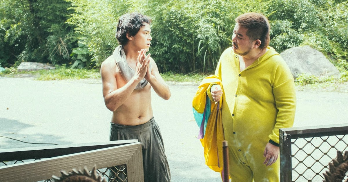 拓也哥拍《沙西米》大秀「捏奶」絕技 「花岡二郎」蘇達央求加保「奶」險 - WoWoNews