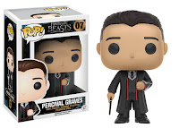 Funko Pop! Percival Graves