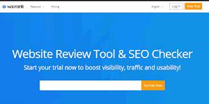 WooRank is one of the best SEOsitecheckup alternative tools