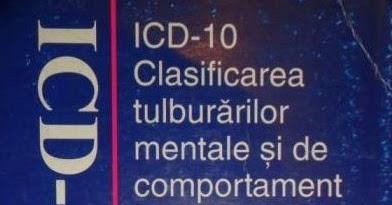 Clasificarea nefroftozei: codul ICD 10 - Infecţii