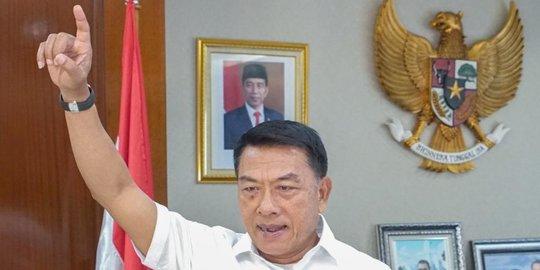 Jawab Tudingan 'Kudeta' AHY, Moeldoko: Ini Urusan Saya! Pak Jokowi Tak Tahu sama Sekali