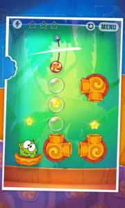 Cut The Rope Experiments v1.7.3 Apk Modded [Unlimited Superpowers]