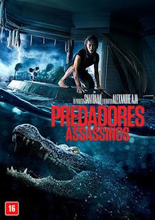 Predadores Assassinos - BDRip Dual Áudio