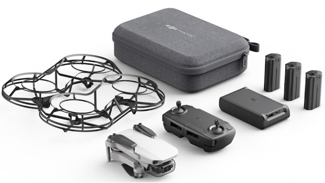 drone DJI Mavic Mini review