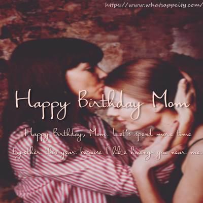 Happy Birthday Mom Whatsapp Status English Whatsapp City