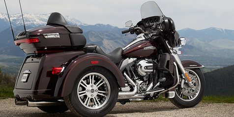 Harga Motor Harley Davidson Termurah
