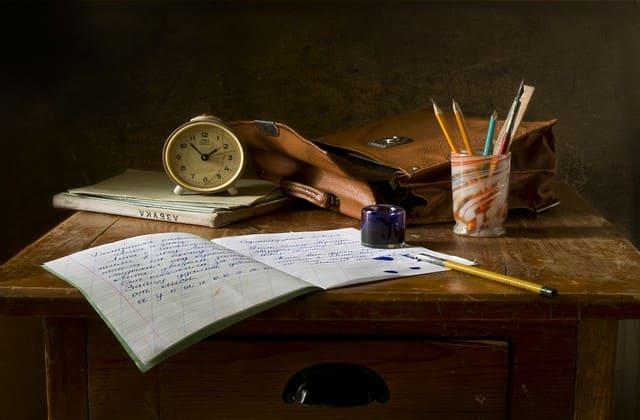 Jangan lupa atur waktu belajar sendiri