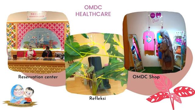 fasilitas omdc healthcare