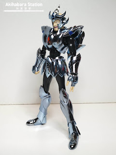 Review del Myth Cloth Jamian del Cuervo de Saint Seiya - Tamashii Nations