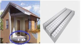 Floor Panel dan Aplikasinya pada Bangunan Rumah  Tinggal 2 lantai