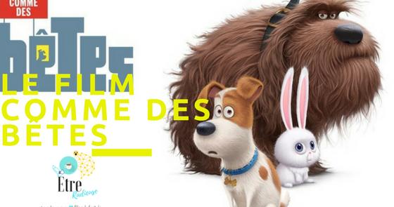 concours 5 copies du film d 39 animation comme des b tes etre radieuse par josianne brousseau. Black Bedroom Furniture Sets. Home Design Ideas