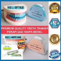 perapi gigi Premium Tanpa Behel / Teeth Trainer Alignment Dessa Dental USA ori original Free odol