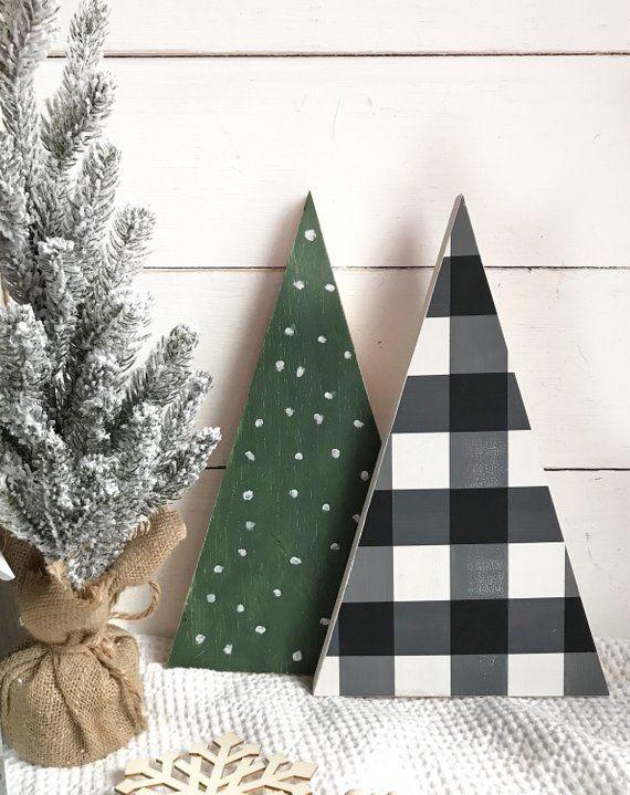 Decoração de Natal feita com reciclagem