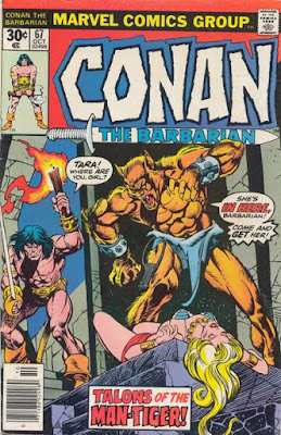 Conan the Barbarian #67