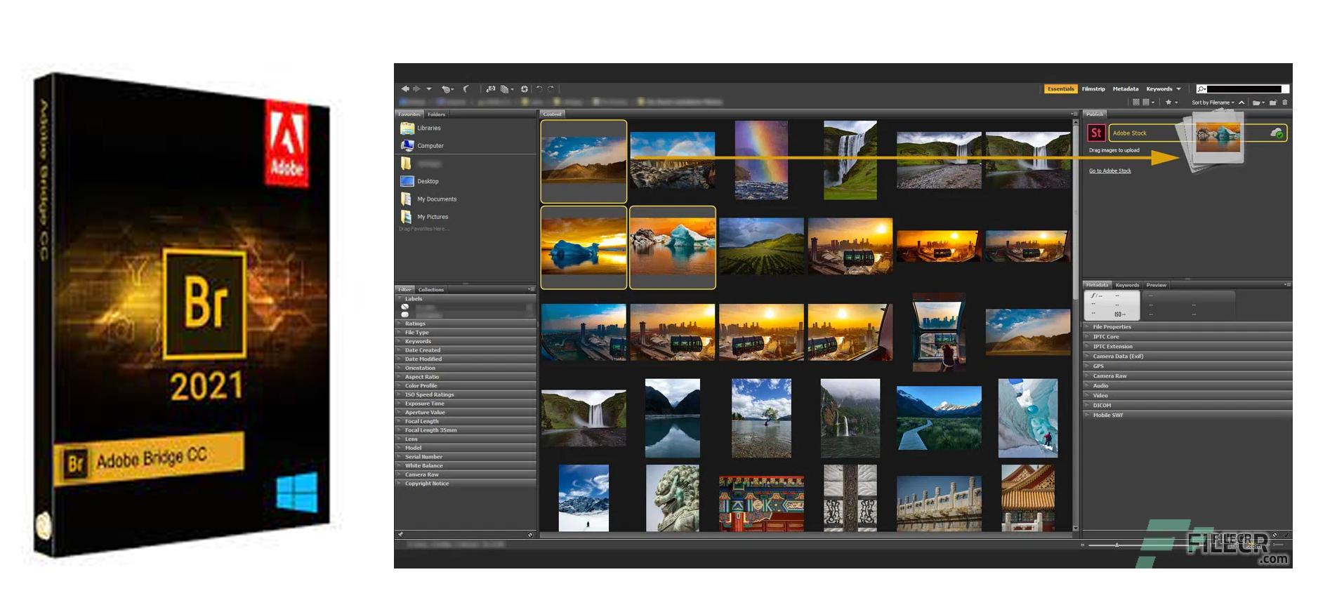Cara Install Adobe Bridge CC 2021 Full Version
