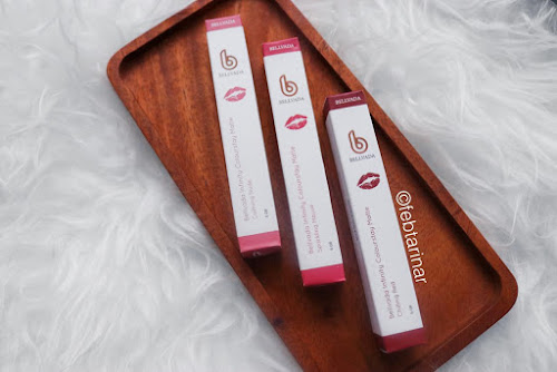 bellvada beauty infinity colourstay matte febtarinar beauty blogger bandung