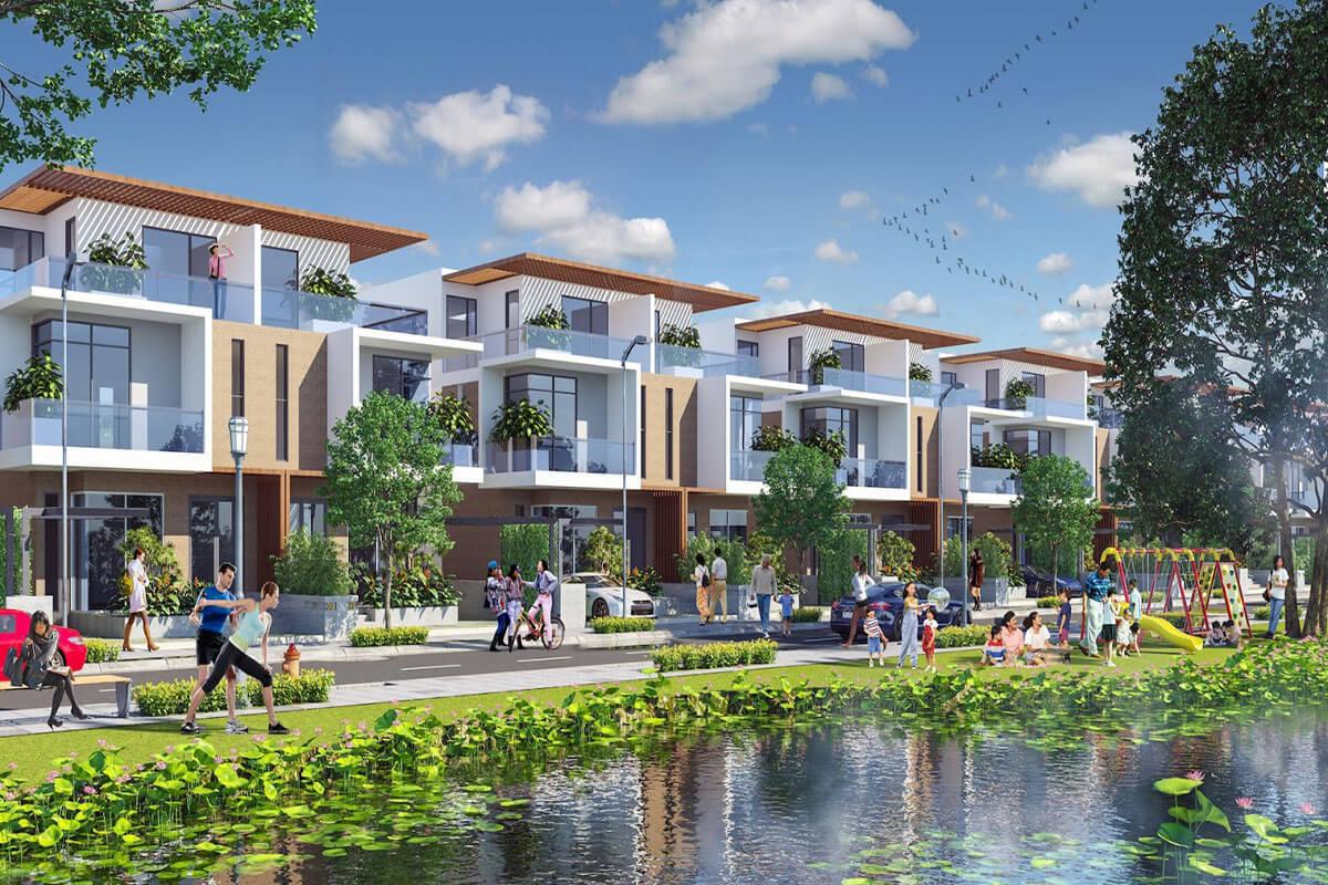 Dự án Việt Yên Lakeside City Bắc Giang