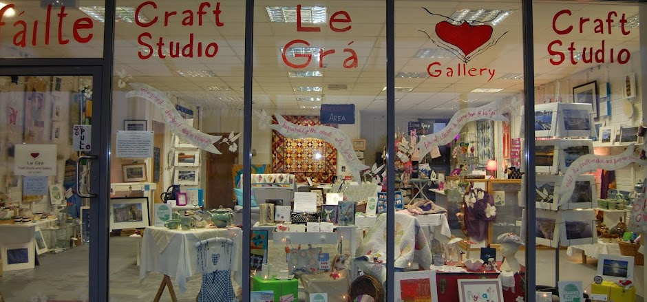 Le Grá Craft Studio and Gallery