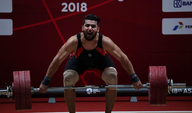 Weightlifting:  Iran Wins Gold And Bronze Medals In World Championships
