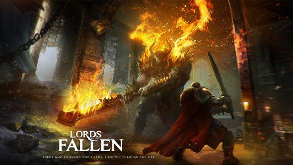 Bjorn Hurri ilustrações artes conceituais fantasia games Lords of the Fallen