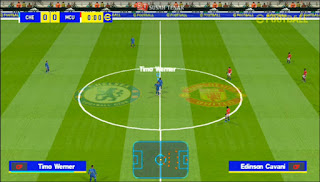 Download eFootball Chelito V2 PPSSPP New Kits 2022 & Update Promotion Team Graphics HD