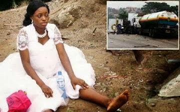 couple escape death after marriage