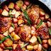 Honey Mustard Chicken & Potatoes (ONE PAN)