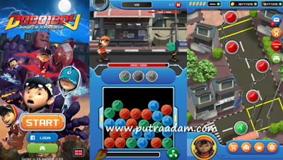 BoboiBoy: Power Spheres V1.3.8 Mod Apk Unlimited Gold + Money2