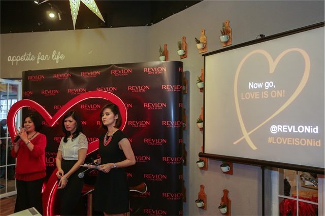 Event Revlon Indonesia
