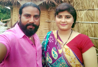 Subodh Kumar Bhagat and Neha Shree