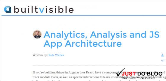 Built Visible blog