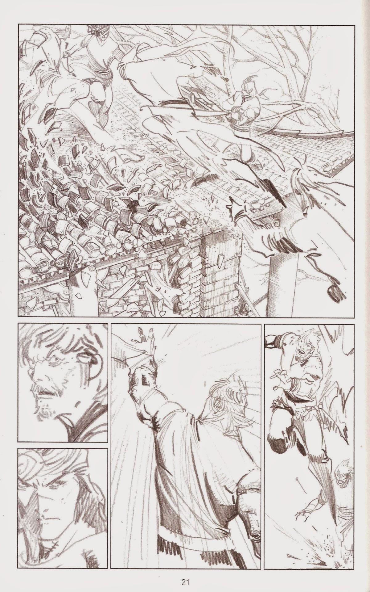 Phong Vân chap 675 - Trang 19