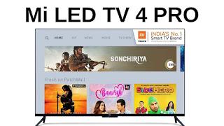 Mi LED TV 4 PRO