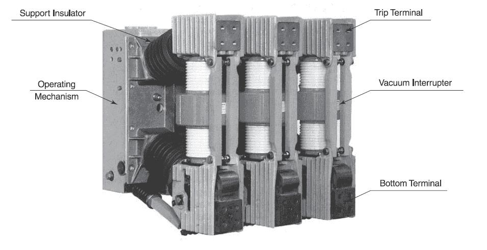 Medium Voltage VCB