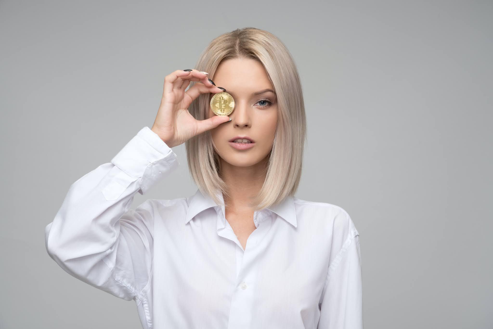Bitcoin Girl