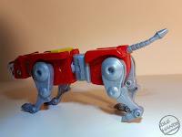 Playmates Voltron 84 Classic Lions