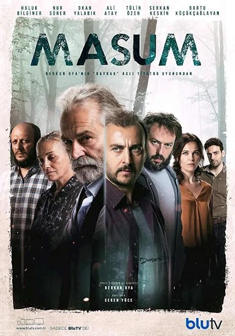 Masum (Masoom) S01 2020 Hindi Complete MX Web Series 1.27GB | 2.8GB HDRip Download