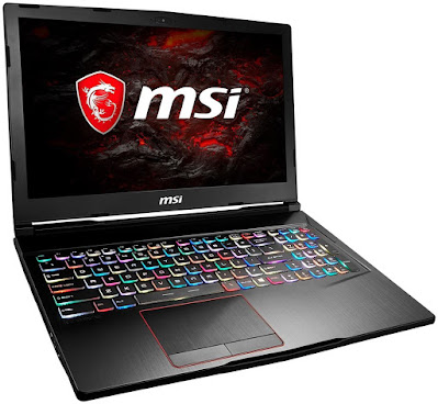 MSI GE63VR 7RF Raider Driver Download