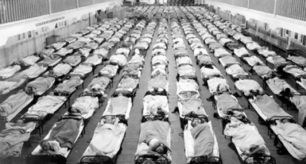 Wabah Flu Spanyol tahun 1920