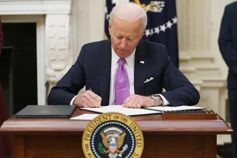 أخبار العالم.. الرئيس جو بايدن joe biden يسهل تجنيس ملايين المهاجرين بأمريكا