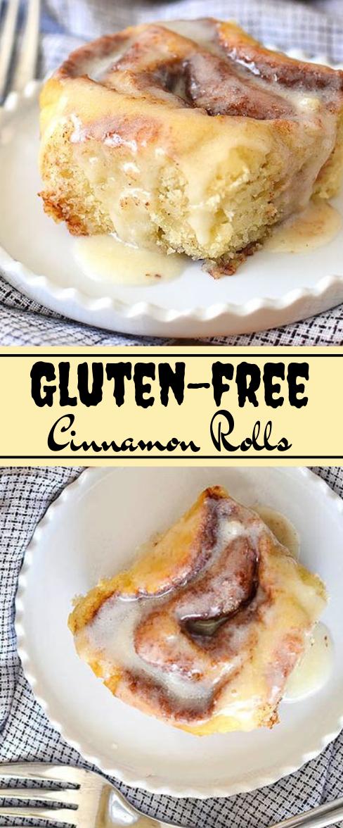 Gluten-Free Cinnamon Rolls #diet #glutenfree #rolls #cinnamon #easy