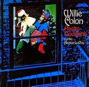 ASALTO NAVIDEÑO VOL 1 - WILLIE COLON & HECTOR LAVOE (1970)