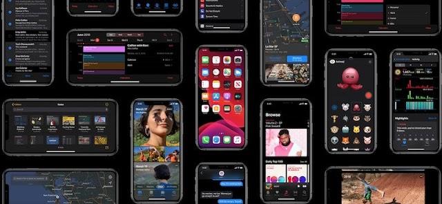 Apple lança versão final do iOS 13 para iPhone e iPod touch
