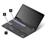 Lenovo™ ThinkPad P50 manual PDF download (English)
