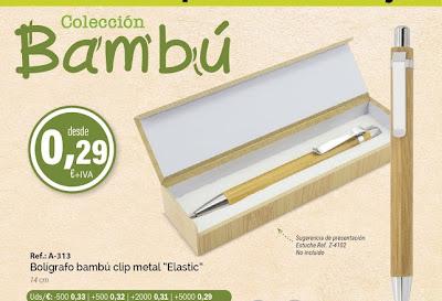 Colección Bambú