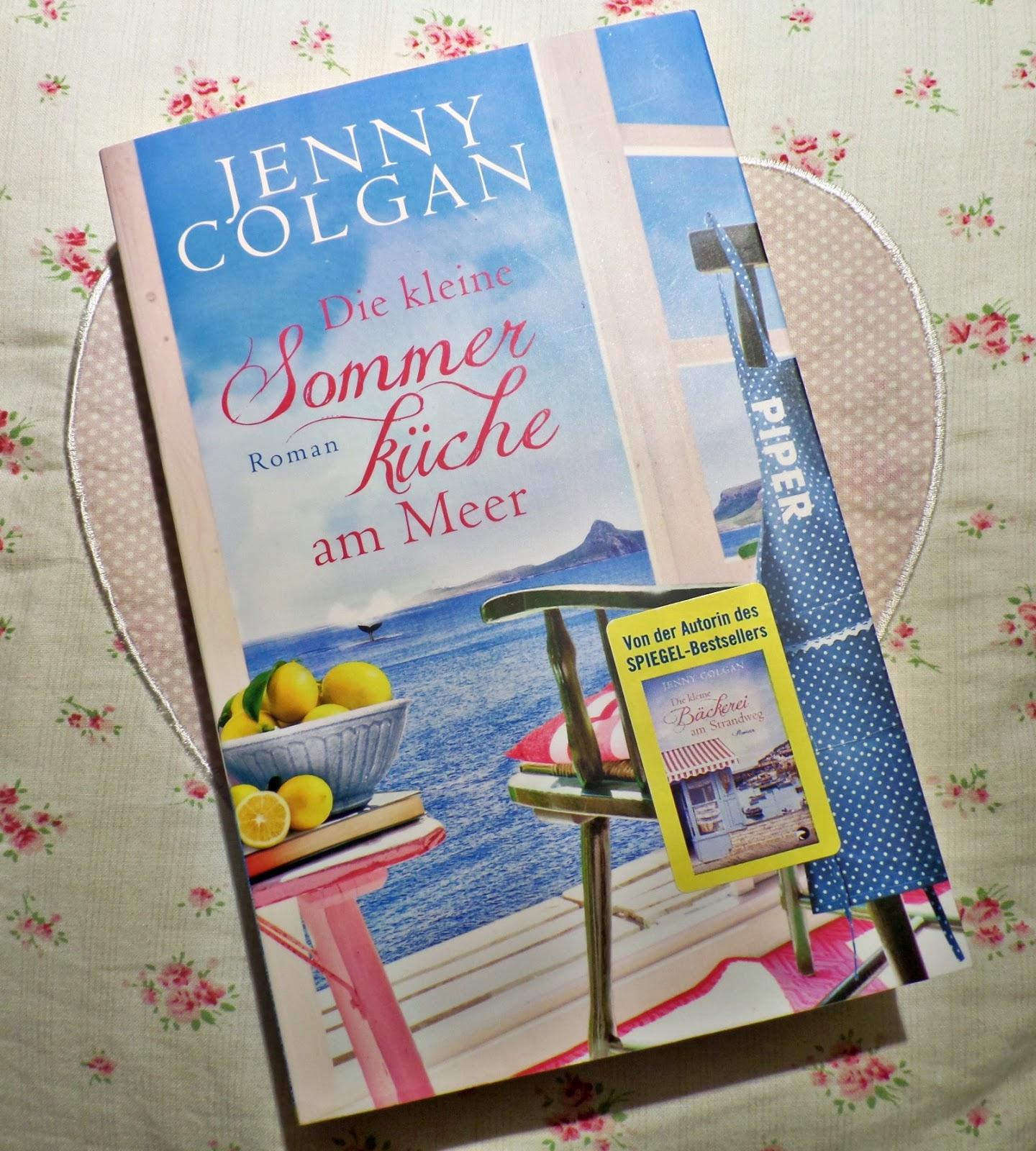 Klusi liest: Die kleine Sommerküche am Meer - Jenny Colgan