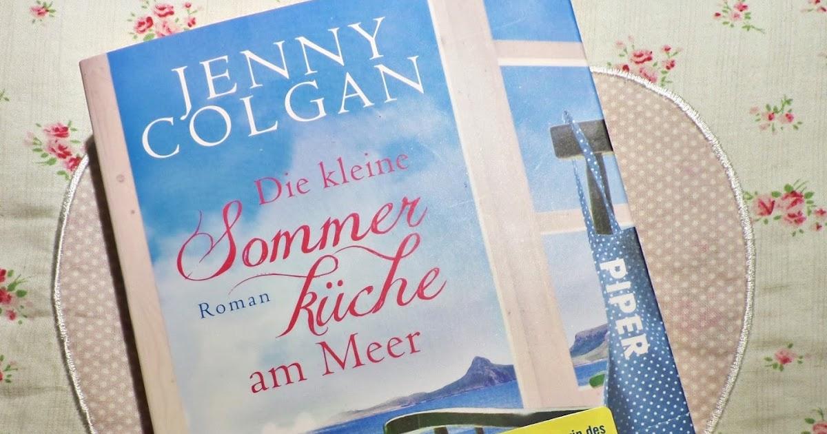 Sommerküche Hildegard Von Bingen : Klusi liest die kleine sommerküche am meer jenny colgan