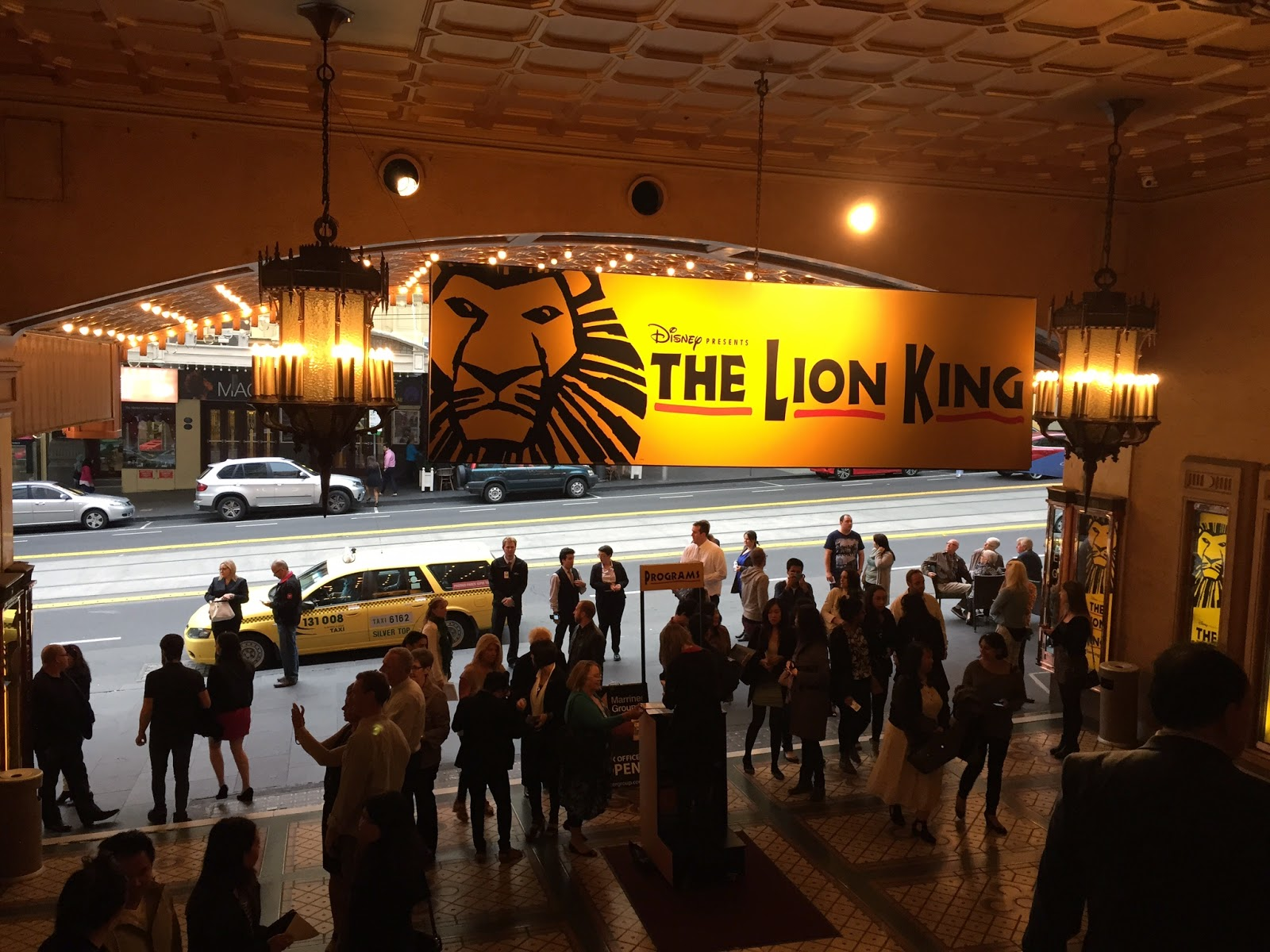 Splash Of Yellow Lion King The Musical And How To Get Last Minute