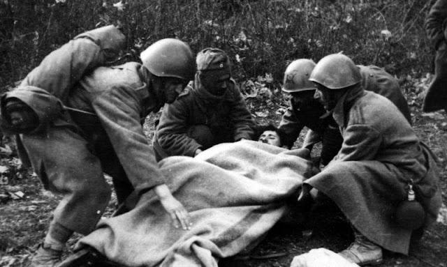 Ιστορική αναδρομή: Οι πεσόντες από την Αργολίδα στο Αλβανικό μέτωπο  - Οι εκτελεσθέντες Ναυπλιώτες από τους Γερμανούς