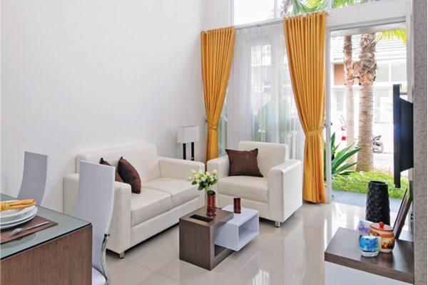 plafon ruang tamu minimalis sederhana